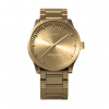 Brass Tube S38 design watch original gift idea for men and women by LEFF Amsterdam