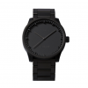 Piet Hein Eek designed this sturdy black steel design watches for LEFF amsterdam - great gift idea