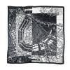 Amsterdam sjaal vierkant - bijzonder relatiegeschenk