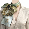 Limited edition silk scarves with Jeroen Bosch decoration