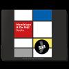 ON Socks Mondrian and De Stijl socks - trendy gift