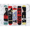 ON Socks Voodoo Punk  socks - Set of 5 different ones, size 40-46