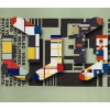 ON Socks Mondrian and De Stijl socks - Dutch design gift