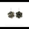 The Mini's earrings in Pied de Poule print at shop.holland.com