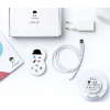 User-kit Mr.Maria lamp Lia with a remote control