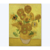 Van Gogh Sunflowers on Canvas 37x29cm at shop.holland.com - for all Dutch Design accessories