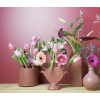 All cute vases terra brown by Heinen at shop.holland.com