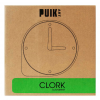 Packaging cork clock Clork; design by Puik Art from Amsterdam