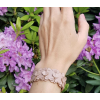 The Slim bracelet in several colours and prints at shop.holland.com
