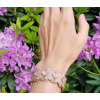 The Slim bracelet by Iris Nijenhuis is available in several colours and prints