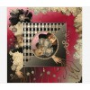 Buy XL square silk scarf Rembrandt Marten & Oopjen at Holland Design & Gifts