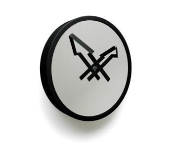 Holland Design, Invotis, Homeware, Wohnaccessoires, Uhren, Uhr aus Pappe, Pappe
