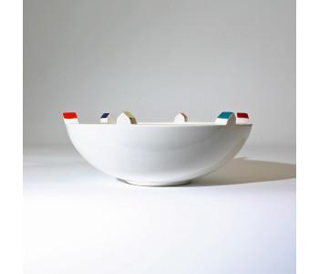 Huiswerk Bebouwde Kom Schüssel, Keramische Bowls und Vasen