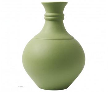 bolvaasje groen 13 cm hoog bij shop.holland.com