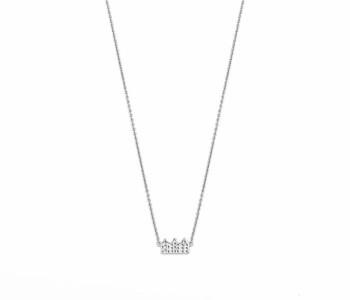 Halskette Grachtenhäuser Silber – Riverstones