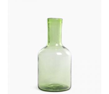 Cantel Flasche Karaffe 25 Zentimeter in der Farbe Grün