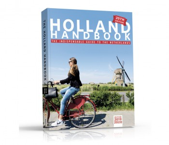 Englischsprachiger Führer über die Niederlande Holland Handbook