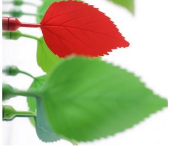 Gispen Leaves dekorative Magnete - Medium