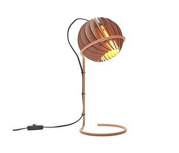 Bureaulamp Atmosphere aged-pink bij shop.holland.com