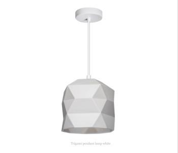 Trigami Hanglamp Wit van Sabine van der Ham
