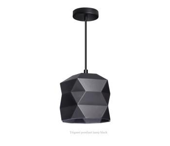 Trigami Hanglamp Zwart van Sabine van der Ham