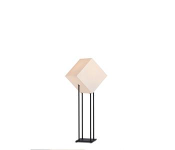 Starlight vloerlamp wit in de maat low is 90 cm hoog