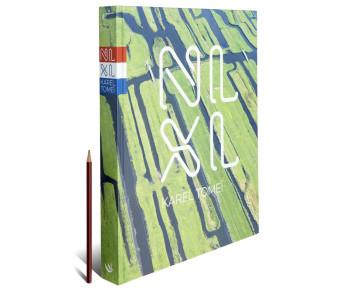 Buch Over Holland 2013 von Karel Tomeï für Verlag Scriptum