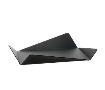 Gispen Contour Schale für den Tisch aus schwarzem Stahl von Robert Bronwasser
