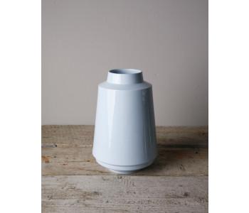 Homeware und Tableware, keramische Vasen, Vase Fenna Oosterhoff Blau