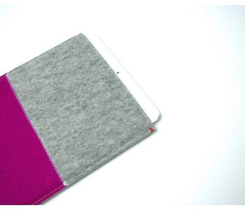 Westerman Ragz Rosa iPad Air Schutzhülle, iPhone 6 Schutzhülle, Sleeves Cases, iPad Air Schutzhülle aus Filz