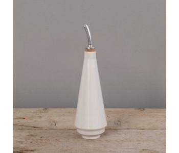 Holland, Home und Kitchenware, Design-Service, Öl- und Essigpaar von Fenna Oosterhoff Flasche niedrig