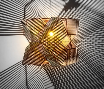 No.41 Angles Hanglamp van Alex Groot Jebbink