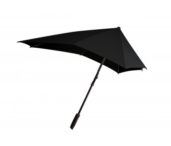 Senz Smart Regenschirm Black Out