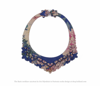 Basic Halskette von Iris Nijenhuis - Paeonia Scuba