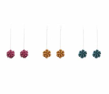 The Mini's on a chain oorbellen van Iris Nijenhuis koop je bij shop.holland.com