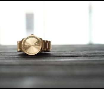 Piet Hein EekTube Robuste Armbanduhr S38 von LEFF amsterdam Dutch Design Geschenk