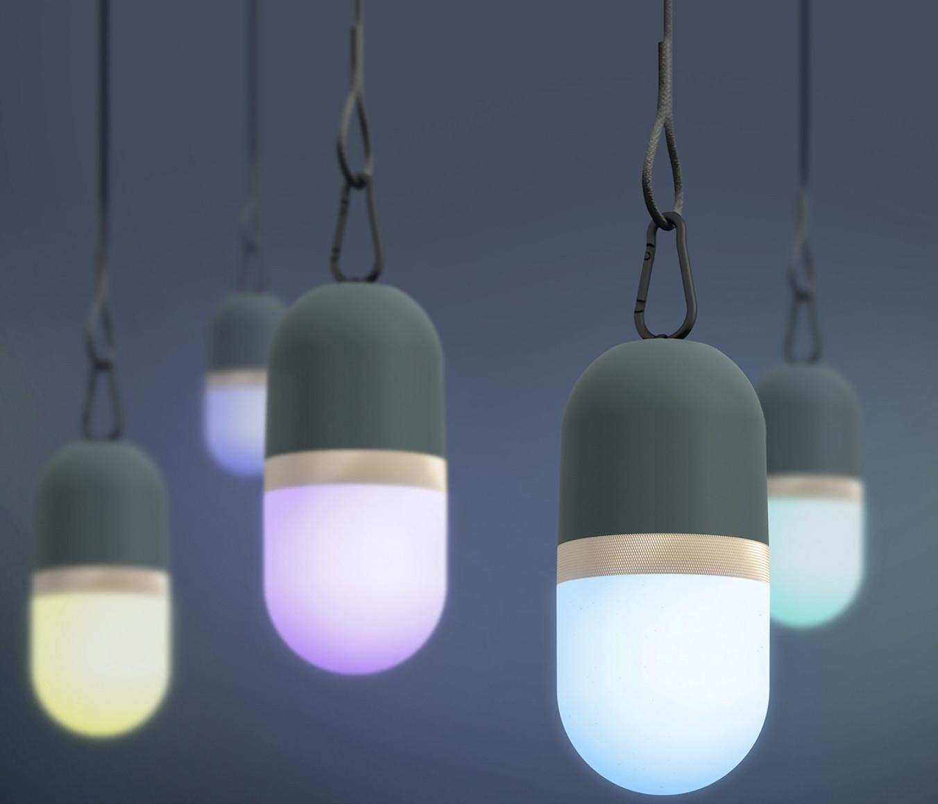 Entdecken Sie die kabellose Lucis 3.0 LED Lampe hier