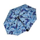 Delfter blau Regenschirm von Royal Delft - faltbar, 95 cm Ø