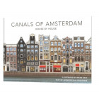 Canals of Amsterdam - House by House
