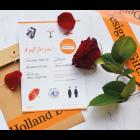 Geschenkgutschein Holland Design & Gifts per Post oder E-Mail