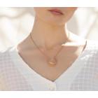 Clic Halskette Nanne 14k vergoldet oder Silber