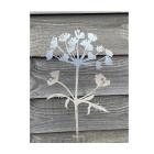 Blumen aus Cortenstahl von Studio Divers - 4 verschiedene