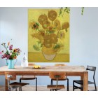 IXXI Wanddekoration Van Gogh Sonnenblumen - Small