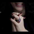 Clic Ring R4 von Clic by Suzanne Designer Schmuck