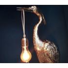 Der fliegende Holländer Lampe Gold - Jasmin Djerzic
