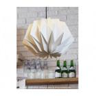 Ilyas Small Deckenlampe von Daniëlle Origami