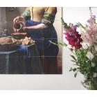IXXI Wanddekoration Das Milchmädchen von Vermeer - Small
