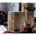 Wood Light Lampe Eschenholz Large oder Medium
