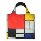 Mondrian Tasche von Loqi - faltbar