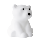 Mr Maria Nanuk Eisbärenlampe 42 cm hoch